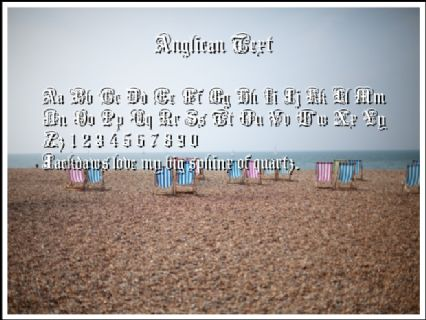 Anglican Text Font Copyfonts Com