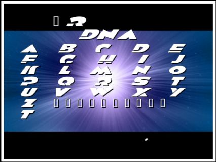 5 Radical DNA Font Preview