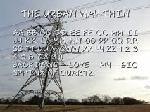 The Urban Way Thin font